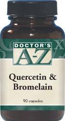dr a z quercetin bromelain single capsules   0 48 quercetin bromelain