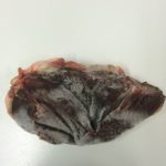 Whole Bison heart