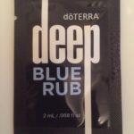 Deep Blue Sample Packet